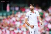James Anderson calls for England players to take responsibility
