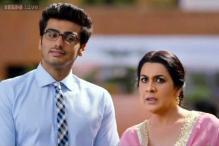 Amrita Singh is the most spontaneous actor in the world: Arjun Kapoor