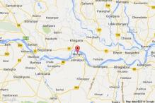 Arms and ammunition seized in Bihar's Munger district