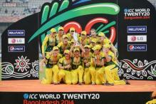 Australia women beat England to complete hat-trick of World Twenty20 titles