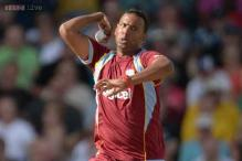Badree replaces Narine as No. 1 T20 bowler