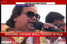 Bappi Lahiri banks on Modi wave against TMC in Seerampore