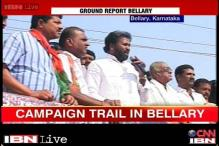 LS polls: Does the 'tainted' Sriramulu stand a chance in Bellary?