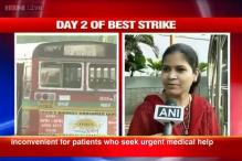 No respite for Mumbaikars, BEST workers strike enters 2nd day