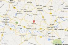 Bhadohi: Four killed in trucks collision
