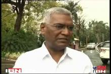 BJP not alternative to Congress, says D Raja