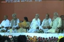 BJP manifesto: Strong growth, zero tolerance on terror, Ram Temple