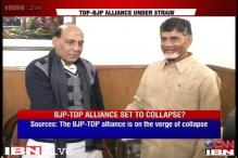 BJP makes last ditch efforts to save alliance with TDP in Andhra