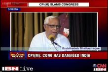 Buddhadeb Bhattacharya hits out at PM, says Congress damaged India