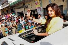 In pics: Monica Bedi, Rakhi Sawant, Gul Panag campaign for 2014 elections