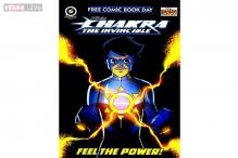 'Chakra: The Invincible' a comic book meant for all age-groups