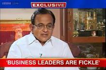 Narendra Modi supports crony capitalism, says Chidambaram