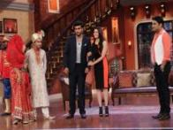 Comedy Nights with Kapil: Alia Bhatt, Arjun Kapoor match steps with IGT's Akshat Singh