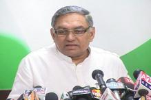 Congress faced with tough time, says Janardan Dwivedi