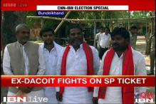In Bundelkhand, ex-dacoit fights election on SP ticket