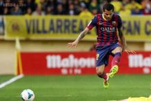 Footballers go 'bananas' on social media in support of Dani Alves