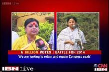 No Modi wave in Bengal, says Deepa Dasmunsi