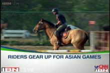 Indian riders gear up for 29th Delhi Horse Show