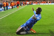 Demba Ba's late goal sends Chelsea through to Champions League semi-finals