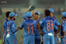 India topple Sri Lanka to become No. 1 team in ICC T20 rankings
