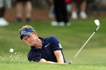 Luke Donald closes strongly for third round lead at Heritage