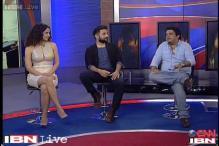 e Lounge Unwind: Kangana Ranaut, Vir Das talk about 'Revolver Rani'