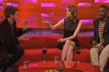Watch: 'Spice Girls' fan Emma Stone falls for an epic prank on a talk show, her reaction is just priceless