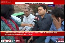 Watch: Which way are the people of Jaipur likely to vote?