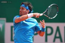 Fognini, Robredo into Monte Carlo second round