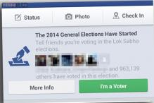 Facebook launches 'I'm a Voter' feature for Indian users