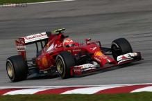 Ferrari say it will be hard to catch Mercedes
