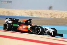 Force India aim to repeat podium show in China