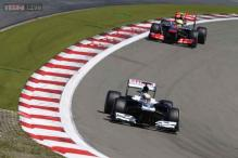 Manufacturers limited in efforts to make F1 louder