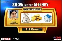 Show Me The Money: Girija Vyas has Rs 1.2 cr as bank deposit, investments