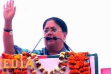 If you are voting for BJP, you are voting for Narendra Modi: Raje