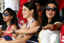 In pics: Shah Rukh Khan, Preity Zinta, cheer their teams in the latest season of IPL