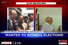 UK envoy travels to Patna to observe, understand Lok Sabha elections