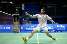 Srikanth, Kashyap slide in badminton rankings