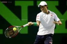 Kei Nishikori reaches quarterfinals of Barcelona Open