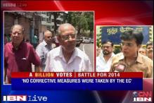 Lakhs of names were deleted from the voters list by EC: Kirit Somaiya