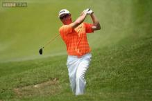 Lee Westwood's lead at Malaysian Open golf down to 1 stroke