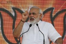Only Gandhi family grew strong in 60 years, says Narendra Modi