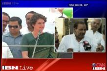 LS polls: Huge support in Rae Bareli for Sonia Gandhi