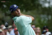 Kuchar shrugs off Masters letdown, grabs early Heritage lead