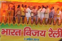 Modi uses Field Marshal Manekshaw's name, says Congress is communal