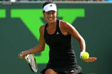 Ivanovic wins second title of year at Monterrey Open