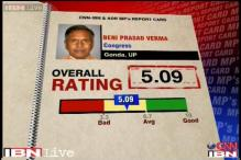 MPs Rating: Beni Prasad Verma scores 5.09 on a scale of 10