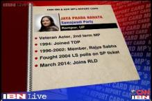 MPs Rating: Jaya Prada scores 4.8 on a scale of 10