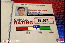 MPs Rating: Baijayant Panda scores 5.81 on a scale of 10