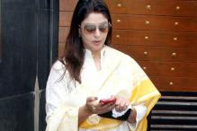 Nagma clarifies her stance on slapping youth at election rally for molestation